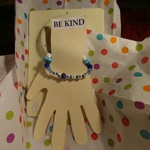 Jewelry - BE KIND name bracelet